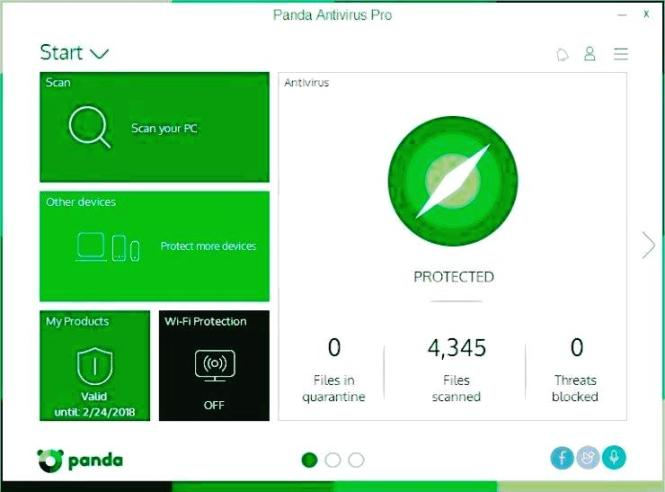 Panda Antivirus 2018 Crack With Keygen Free Download [Latest]