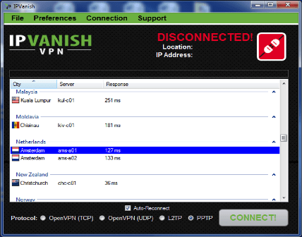 IPVanish 3.4.4.4 Crack + Premium Accounts Generator 2020