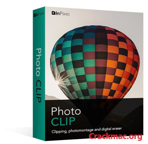 InPixio Photo Clip 9 Professional Crack Plus Serial Key [Latest]