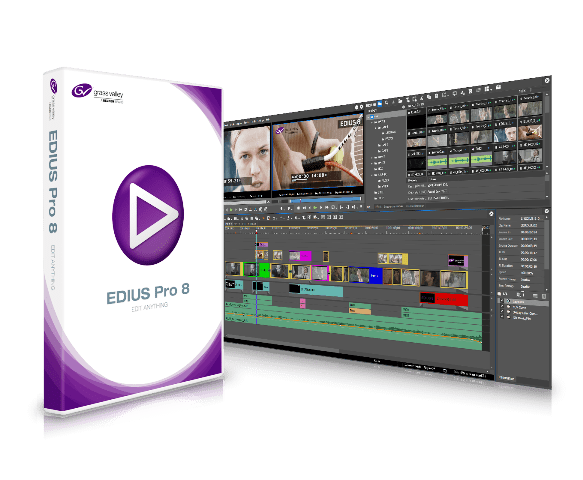 Edius PRO 9.52.6153 Crack Loader Free Download {Latest}