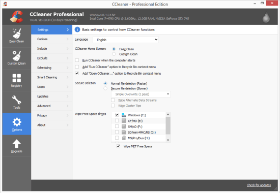 CCleaner Pro 5.66 Crack + Serial Key 2020 Free Download