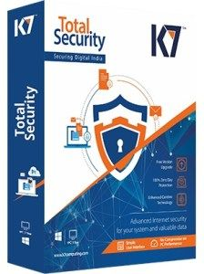 K7 Total Security 16.0 Crack Plus Activation Code 2019