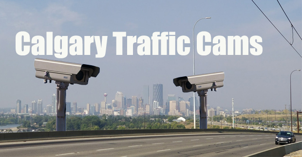 traffic cams in calgary