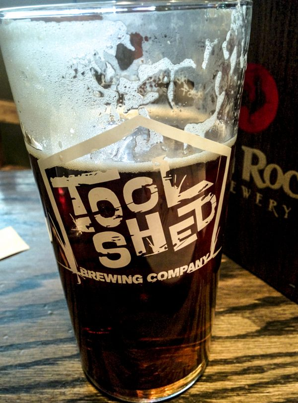 Toolshed Brewery
