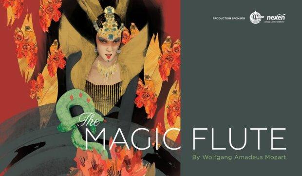 magic flute calgary