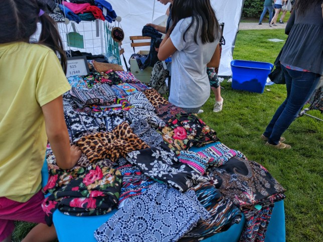 Calgary Night Market Clothing 2