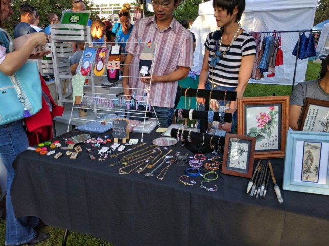 Calgary Night Market Jewelry 1