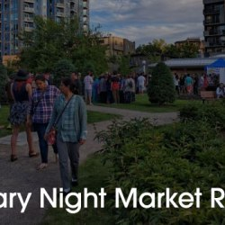 Calgary Night Market: The first of many for 2016