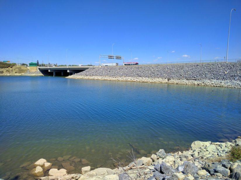 Fishing Around Calgary, Glenmore Reservoir