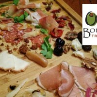 Eating A Feast At Bonterra Trattoria