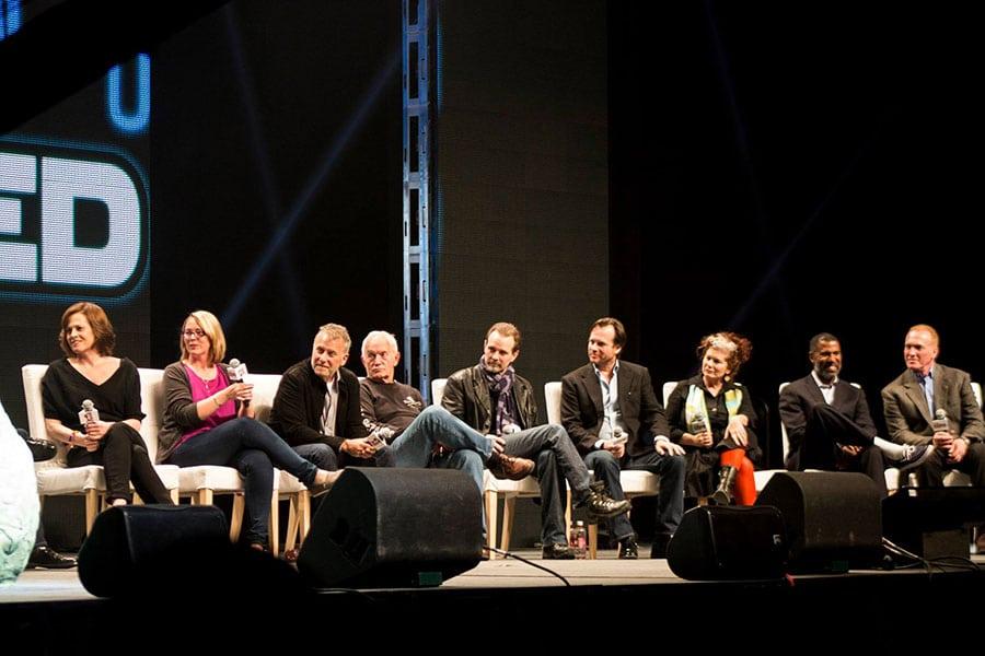 Calgary Expo 2017 Aliens Cast
