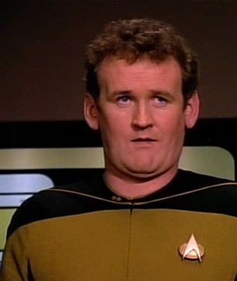 Calgary Expo Colm Meaney