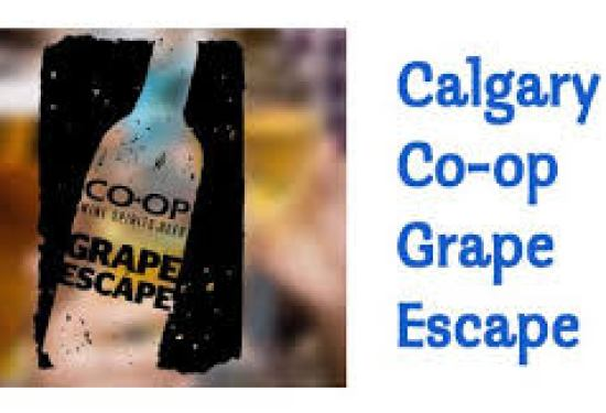 Guide To Calgary Co-op Wine and Spirits Grape Escape