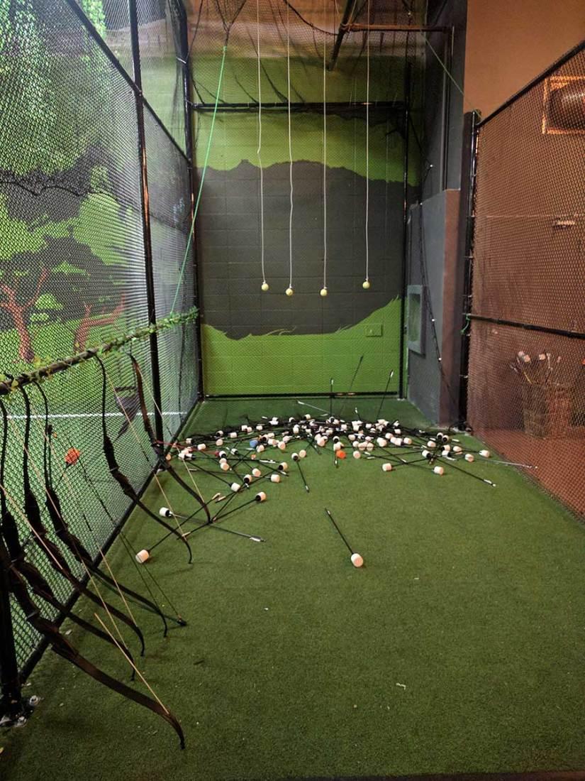 Calgary Archery Games