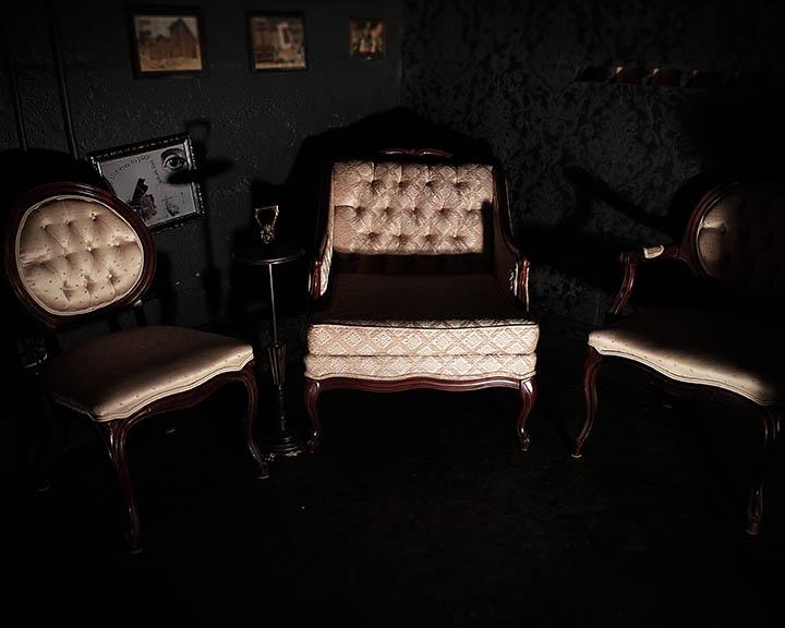 Cabaret Voltaire Escape Room