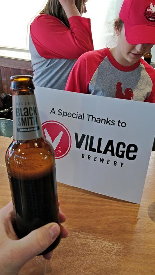 Granary Road Beer
