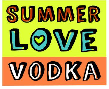 Summer Love Vodka