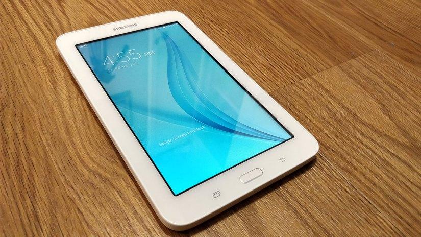Samsung Galaxy Tablet E Lite