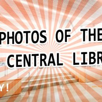 Checking Out The Downtown Central Library! 29 Photos