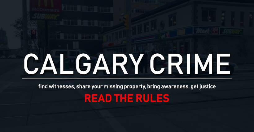 Calgary Groups Calgary Crime