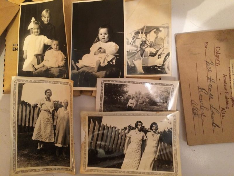 Reuniting negatives with family negatives