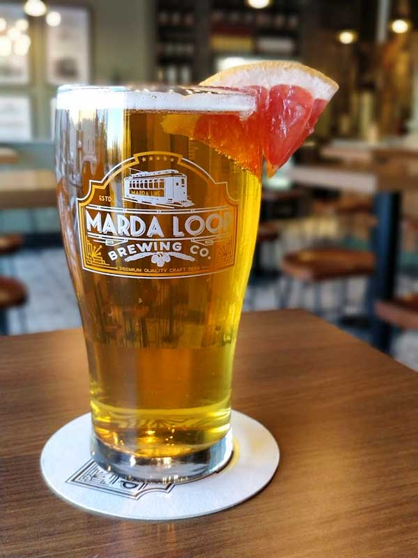 breweries in Calgary Marda Loop Brewing