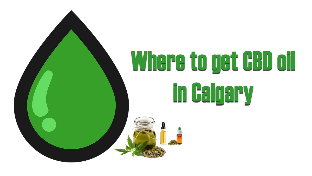 Where to buy CBD oil products in Calgary