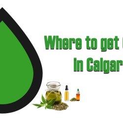 Where to buy CBD oil in Calgary