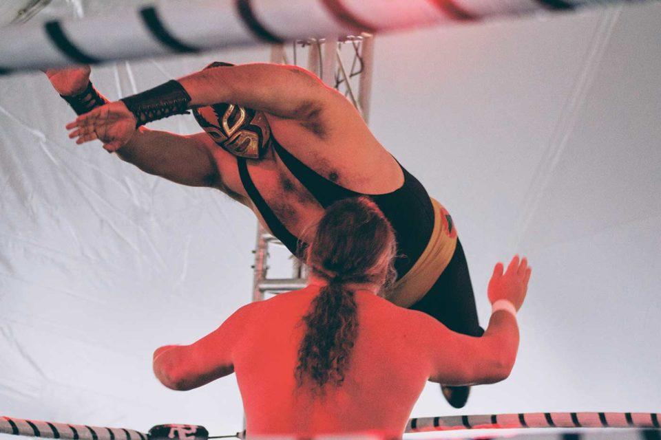 Juggalo Weekend ICP wrestling