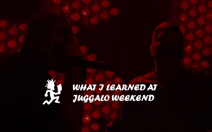 Juggalo Weekend in Calgary