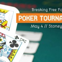 Breaking Free Foundation: May 4th Celebrity Poker Fundraiser