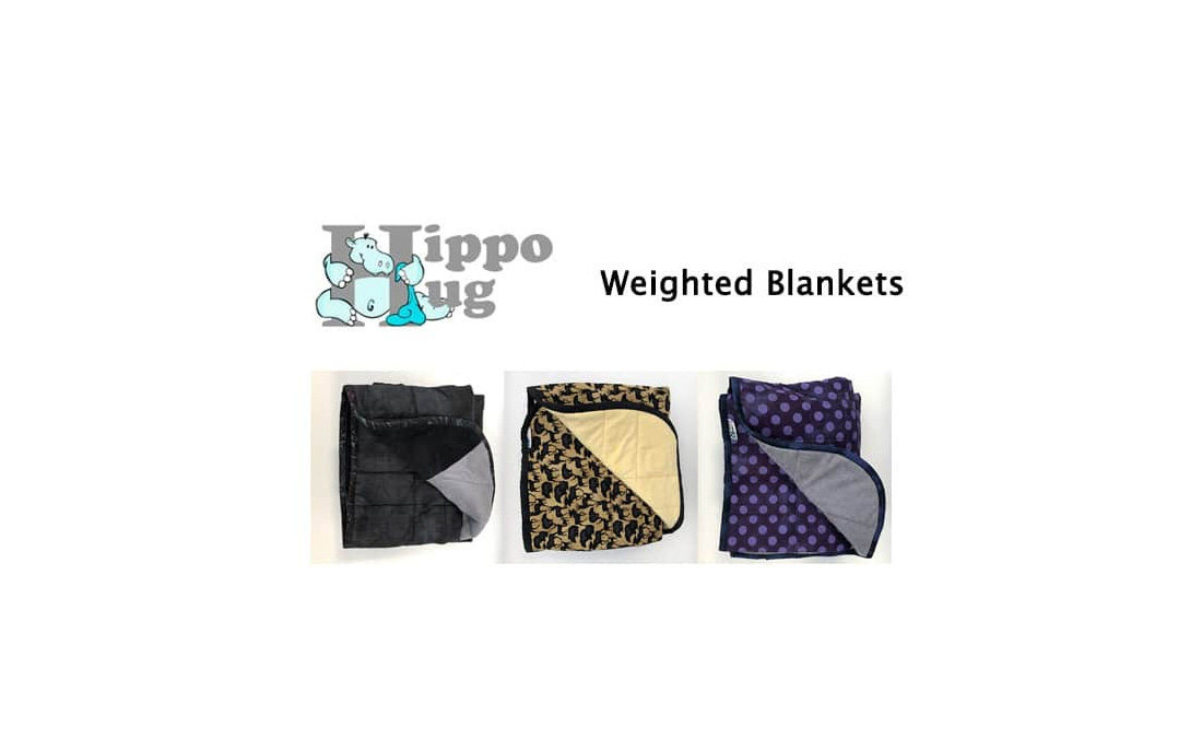 Hippo Hug Weighted Blankets