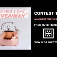 Hutch Mothers Day Giveaway: Harmonic Kettle (ENDED)