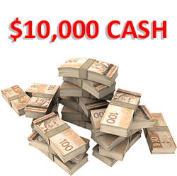 win $10,000 from Circle K's Rock Paper Prizes