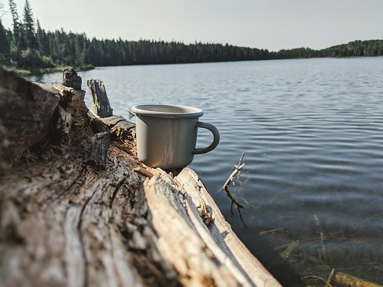 Karma Campervans Coffee Mug