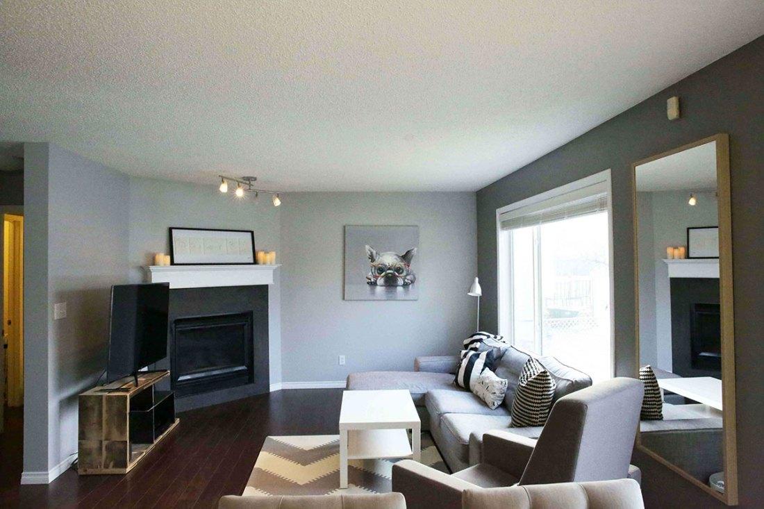 Lilac House Sherwood Park Contest living room