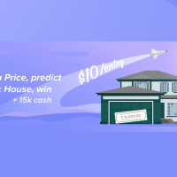Predict The Price Of Bitcoin Win A House In Sherwood Park, Alberta + $15k!