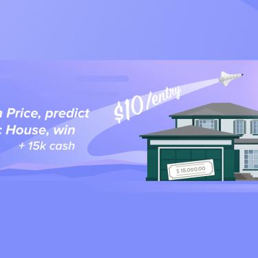 Predict The Price Of Bitcoin Win A House In Sherwood Park, Alberta + $15k!