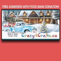 26th Annual: Crazy4Crafts Christmas Market In Chestermere