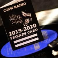 List of CJSW Radio Friends Card Discounts 2019-2020