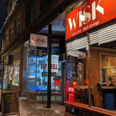 Cafe Wisk In Inglewood Is Now Open! 100% Keto/Gluten Friendly Food