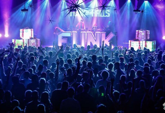 Win Tickets: Funk The Halls 2019 (ENDED)