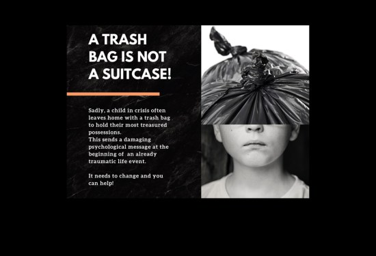 I Belong Bags – A Garbage Bag Is Not A Suitcase