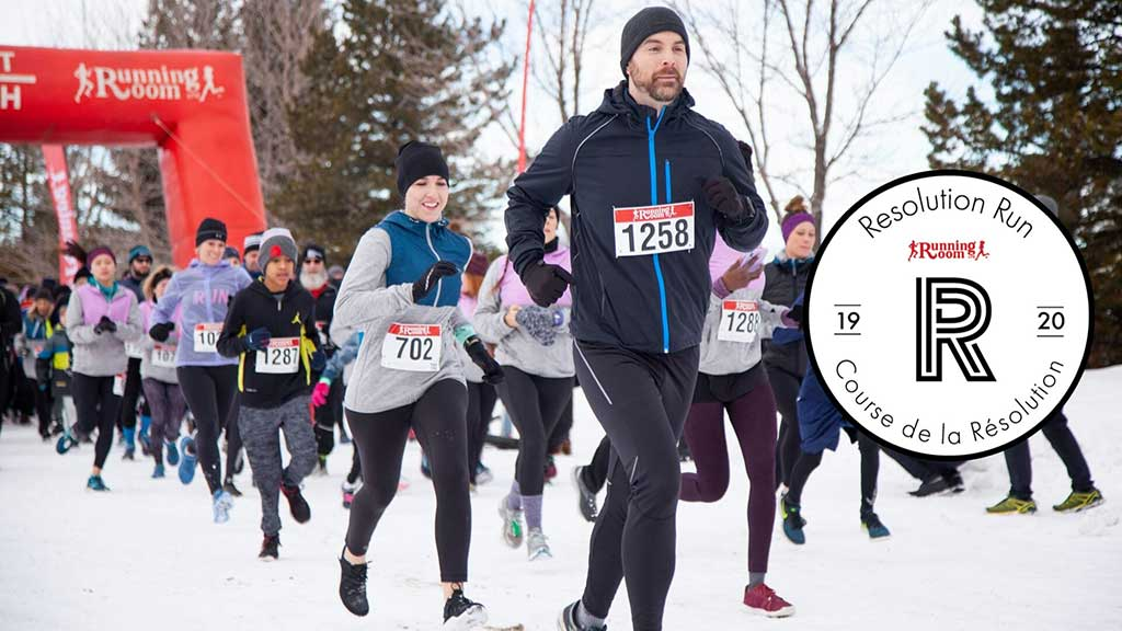 Things To do in Calgary for New Years Eve 2020 Running Room Resolution Run