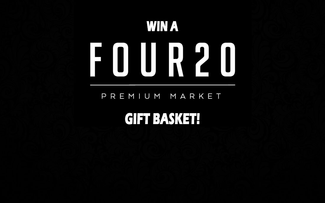 Win a gift basket from FOUR20 Premium Market worth $175!