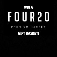 Win a FOUR20 Premium Market Gift Basket (ENDED)