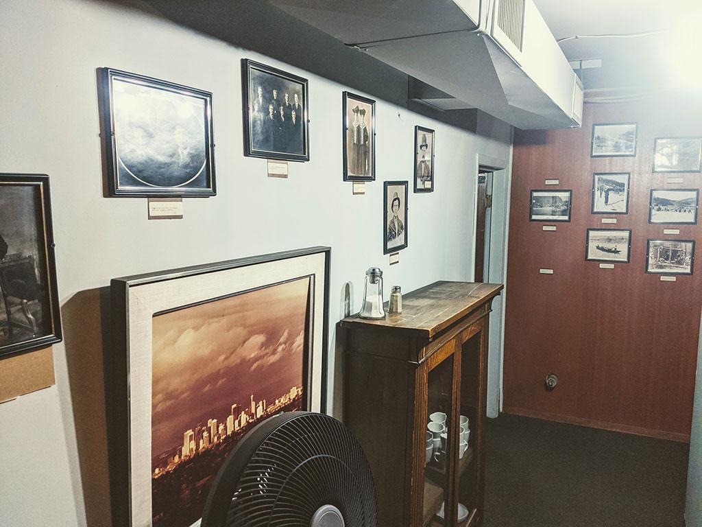 1886 Buffalo Cafe Basement