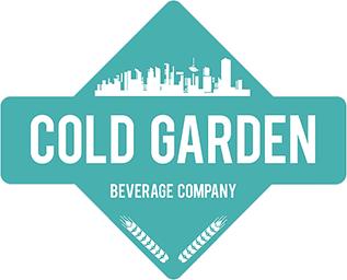 Cold Garden Beverage Company logo