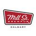 Mill Street Brewpub Brewery In Calgary, Alberta, Canada