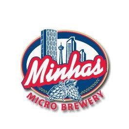 Minhas Brewery in Calgary, Alberta, Canada